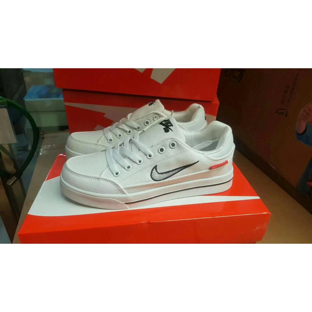 fd258868630a Supreme x LV x Nike Air Max 1 Custom LV x Sup White Black Sport Running  Shoes