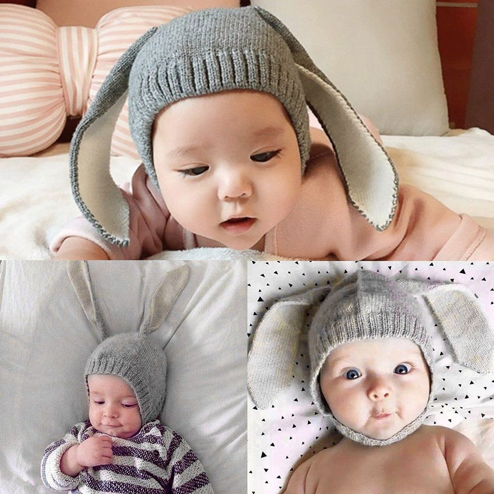 84c2c80c1 Cool Baby Toddler Boy Girl Kids Infant Winter Pilot Aviator Warm Cap ...