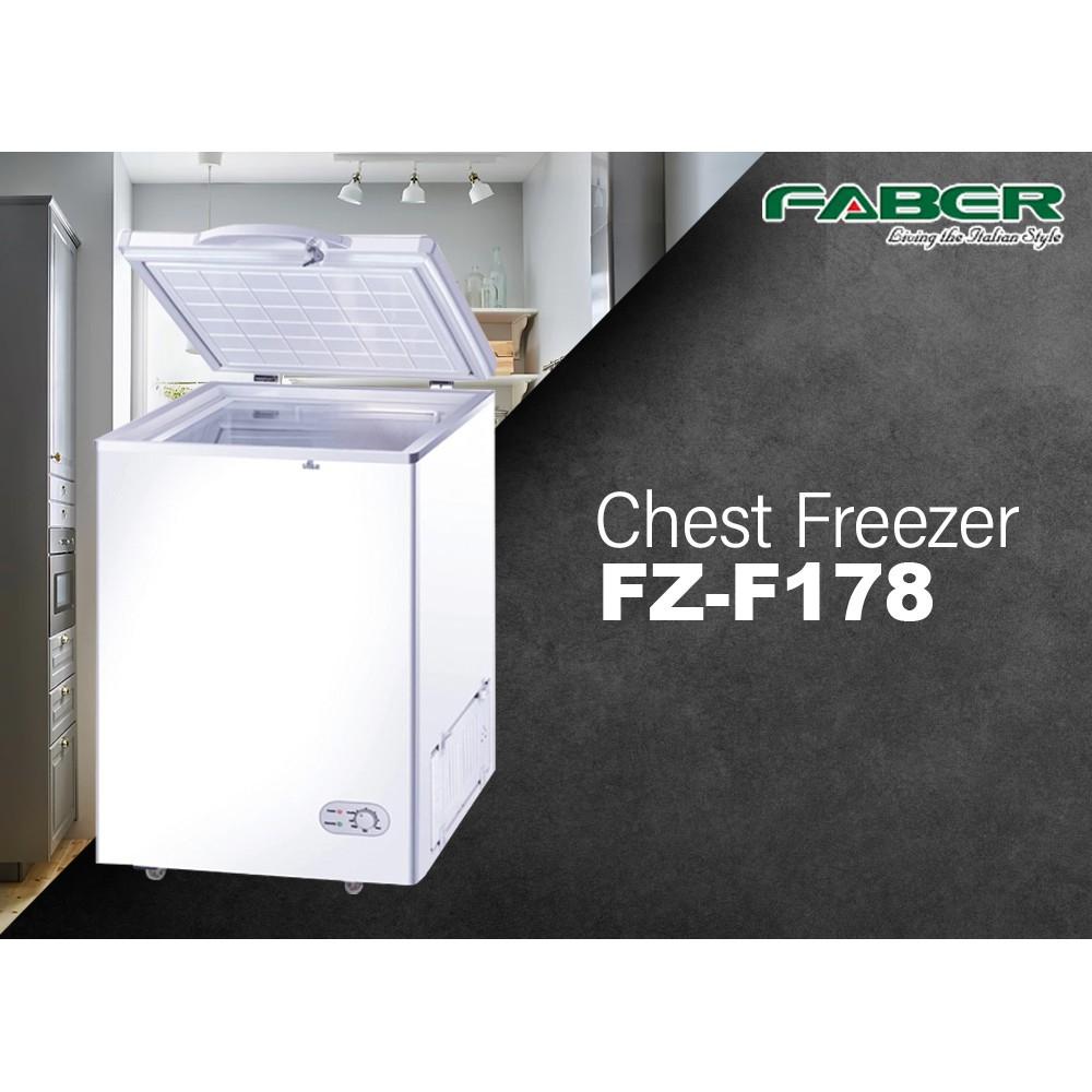 FABER Chest Freezer (150L) FZ-F178(N)