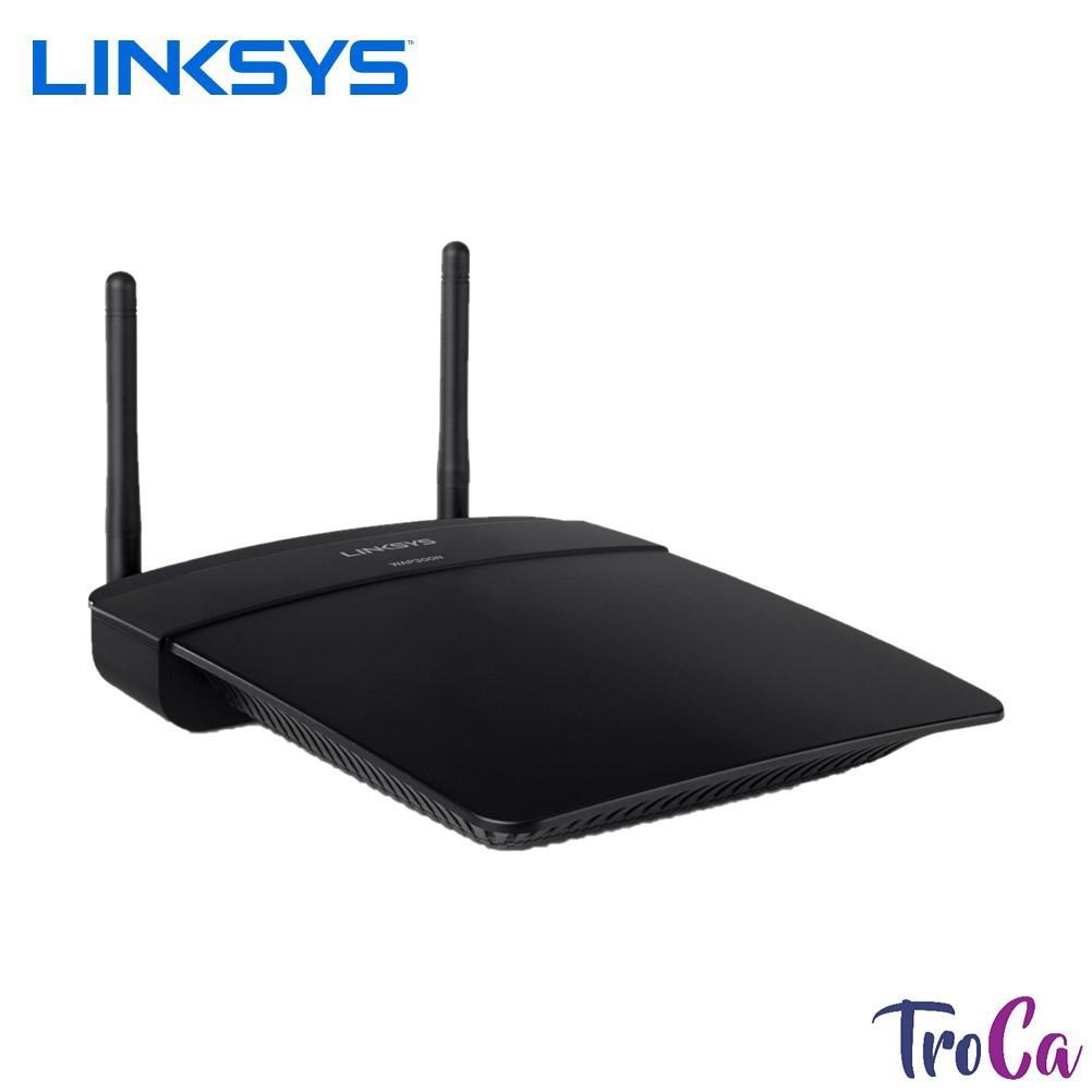 Linksys WAP300N-AP N300 Dual-Band Wireless 4-in-1 Access Point Range  Extender