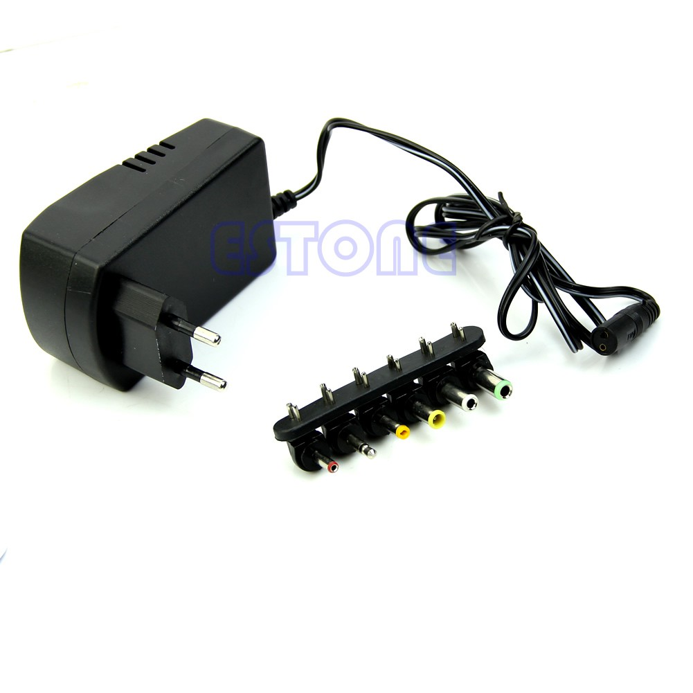 Universal AC DC Adapter Converter 6V Power Charger 2.5A 15W