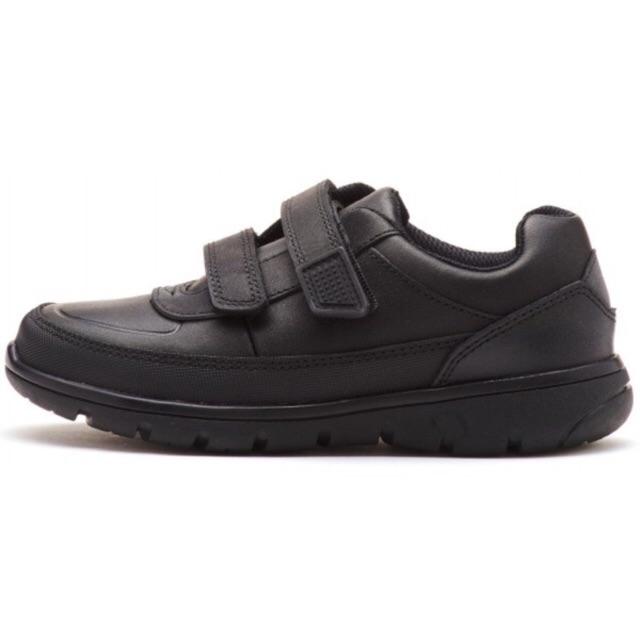 0f0e929c 💯 Original brand new CLARKS Leather Kids Shoes