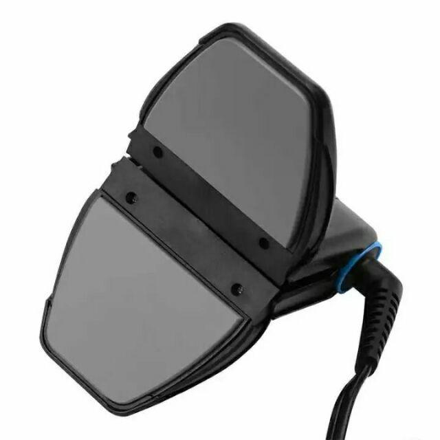 Foldable Mini Iron Travel Iron Super Lightweight ( SeterekaTravel Lipat)