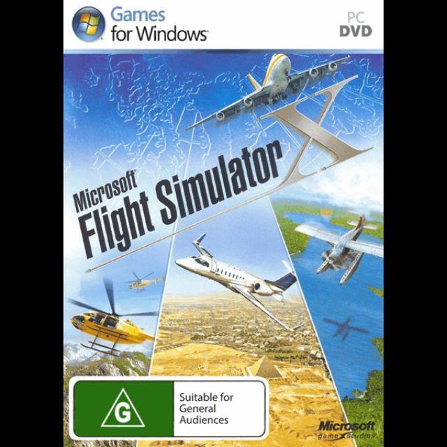 ⚡FLASH SALES⚡MICROSOFT FLIGHT SIMULATOR X [[ DIGITAL DOWNLOAD]]
