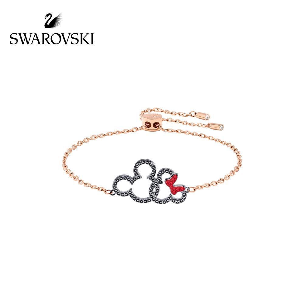 f11a41d45 Swarovski MICKEY & MINNIE Disney Mickey Minnie Female Bracelet 5435138 |  Shopee Malaysia