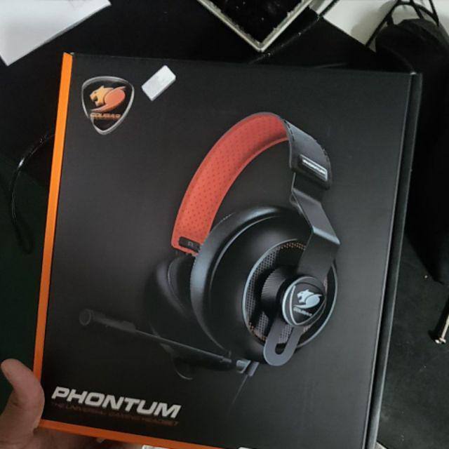 cd8eeffe3e1 🔥HOT🔥Cougar Phontum Gaming Headset | Shopee Malaysia