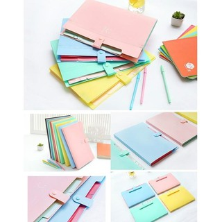Filing Products A4 32.4*23.6*1.9 Cm Waterproof Carpeta File Folder Document Bag Office Stationery Student Supplies