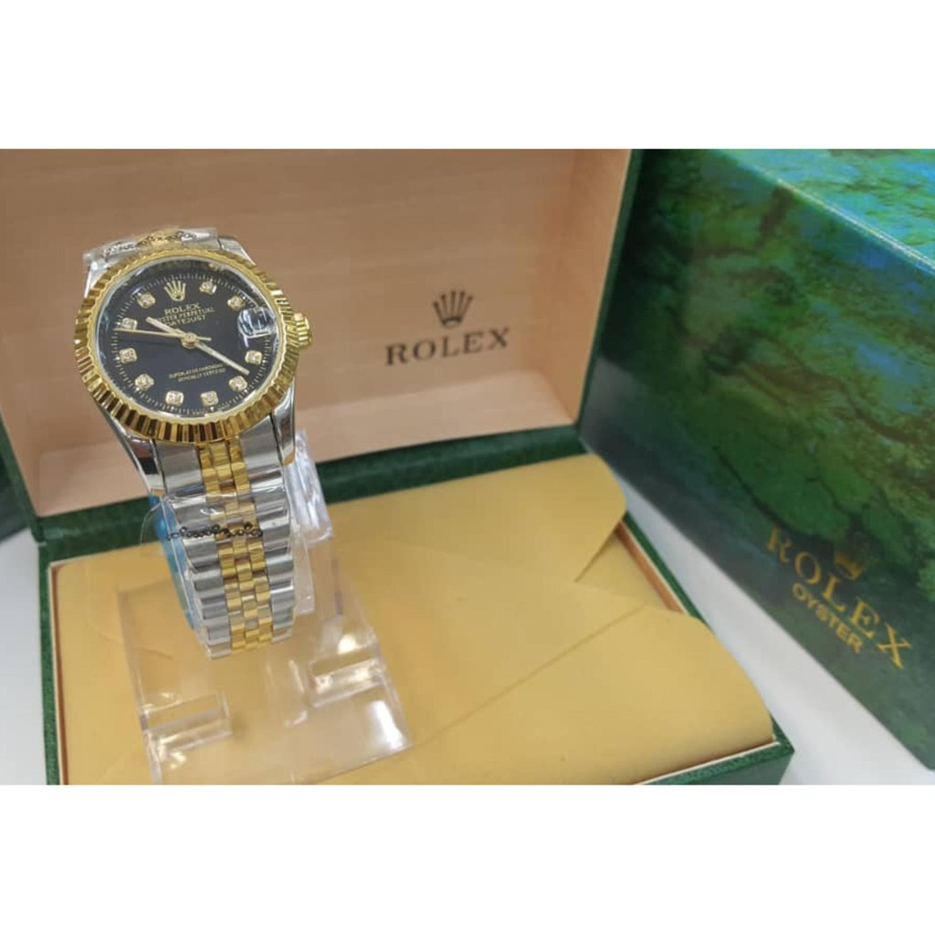 *2020 Crazy Deal* R0LEX DATE JUST FOR LADIES WATCH