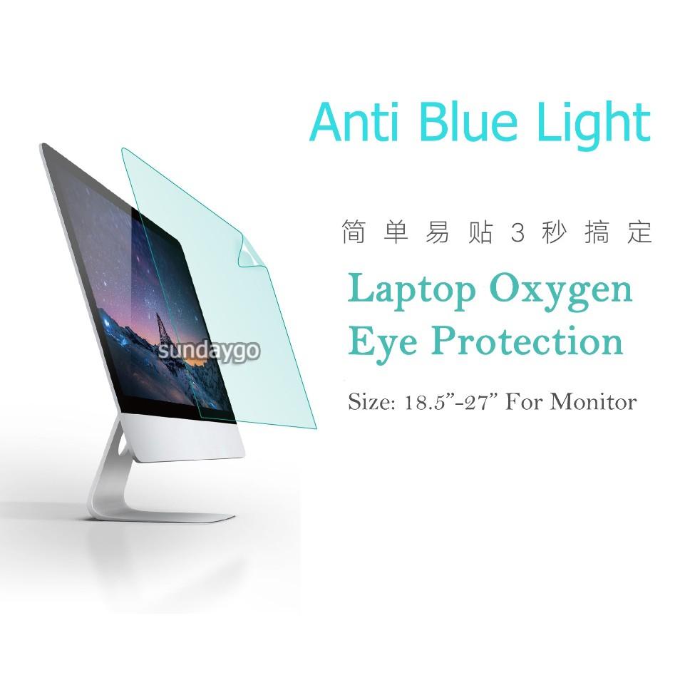 Monitor Lcd Led Anti Blue Light Radiation Filter Screen