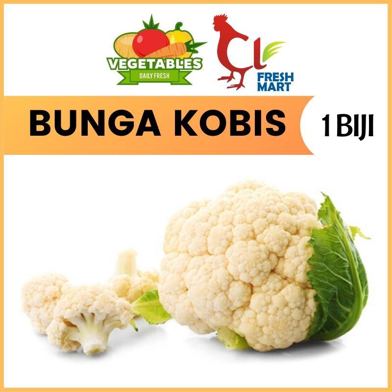 ***Kobis Bunga / Big And Fresh Selected (1 Biji)