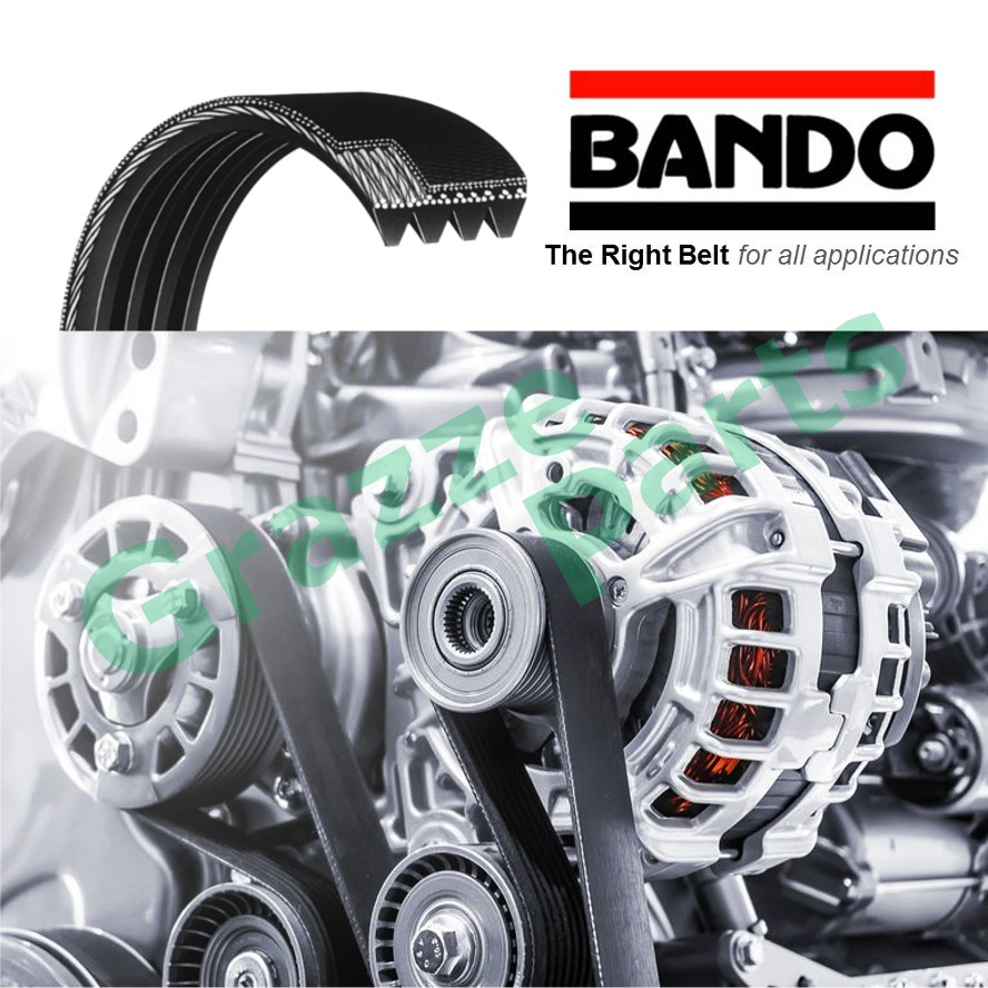 Bando Fan Belt 6PK1669 for EXORA TURBO PREVE IRIZ