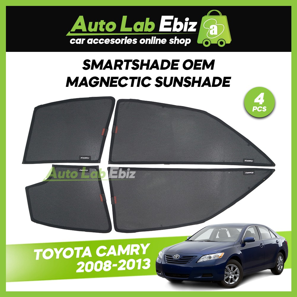 SmartShade Toyota Camry 2008-2013 (4pcs)