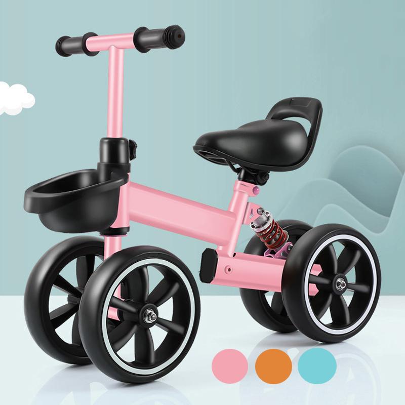GDeal Kids Foldable Bicycle Children Mini Balance Bike Tricycle