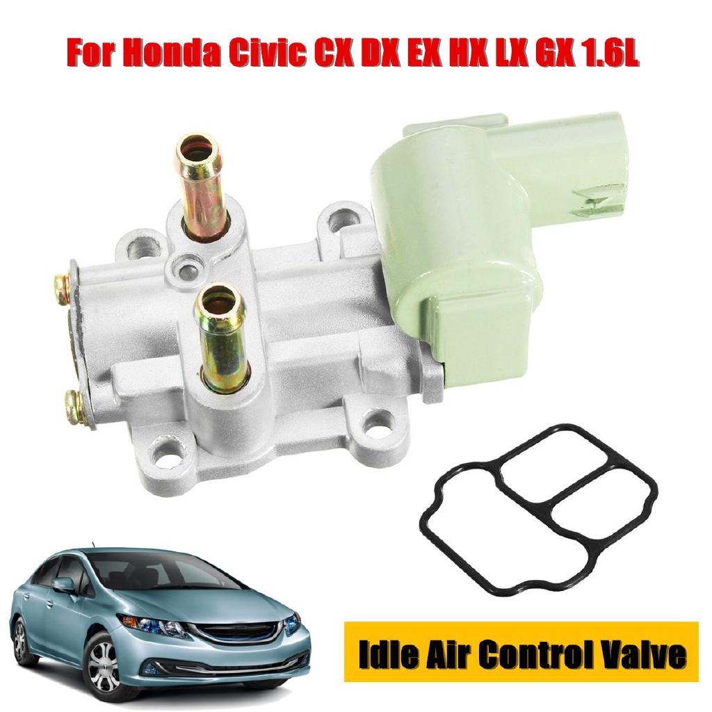 Idle Air Control Valve IACV IAC For Honda Civic CX DX EX HX LX GX 1 6L SOHC