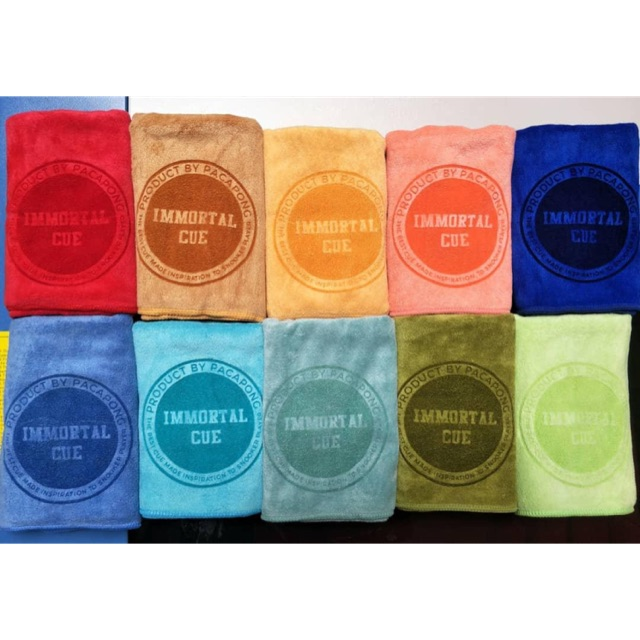 Immortal cue polish towel