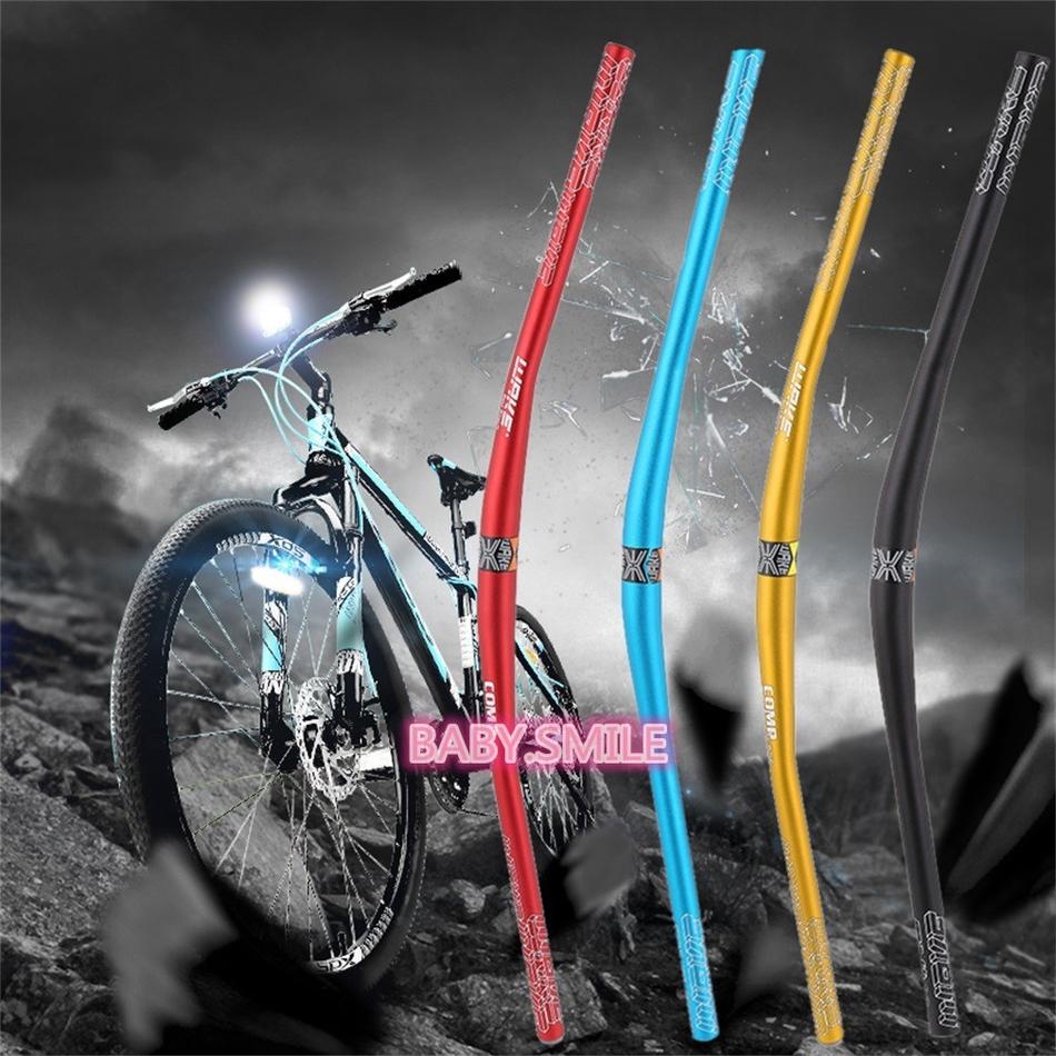 Wake 31.8mm MTB Mountain Bike Handlebar Road Bike Aluminum Alloy Riser Handlebar
