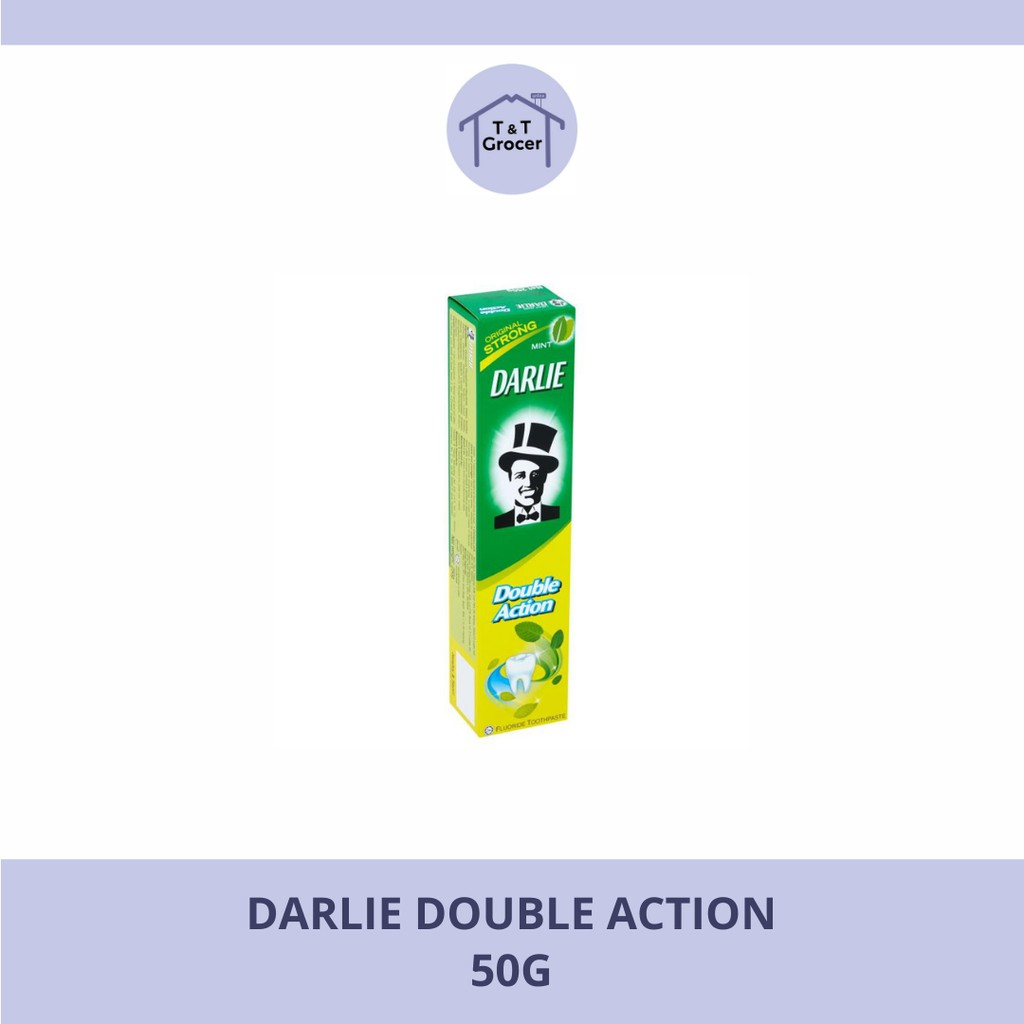 Darlie Double Action (50g/ 75g/ 100g/ 175g/ 2x225g)