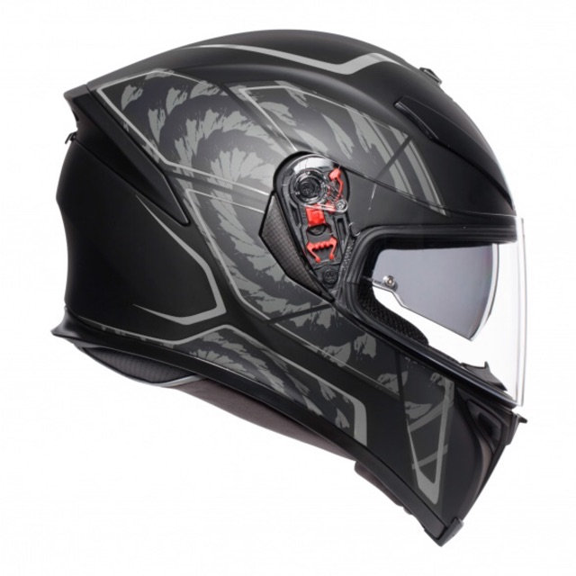 Auto Parts And Vehicles Motorcycle Helmets Matte Black White Green Agv K5 S Marble Full Face Helmet W Sun Visor Large Helpdesk Online Cz