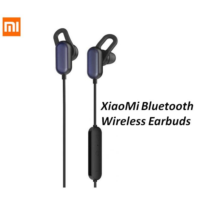 1ff02979ae7 Xiaomi Bluetooth Wireless Earbuds In-Ear Sports Earphone Youth ...