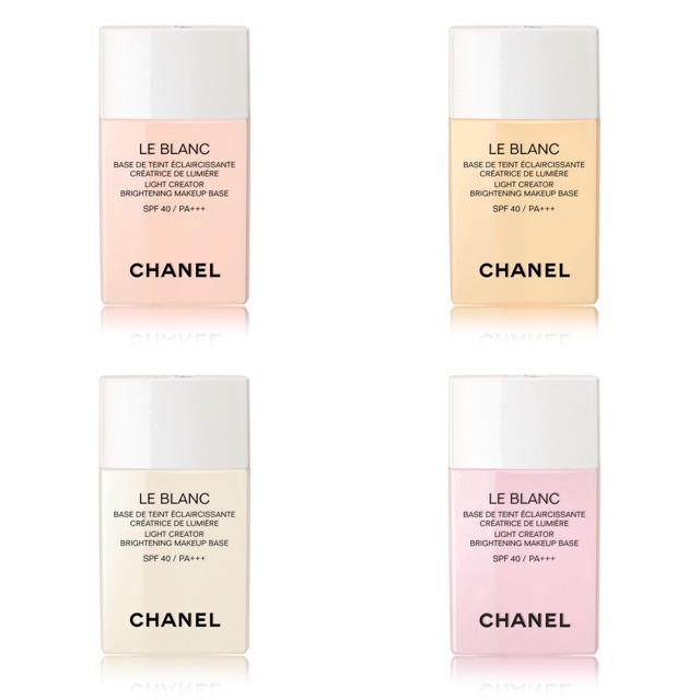 4be064d8ec2 Chanel Le Blanc Light Creator Brightening Makeup Base SPF40 PA+++ 30ml