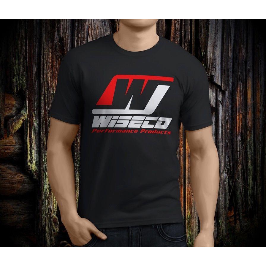 5XL WISECO PERFORMANCE Piston T-Shirt Sz S