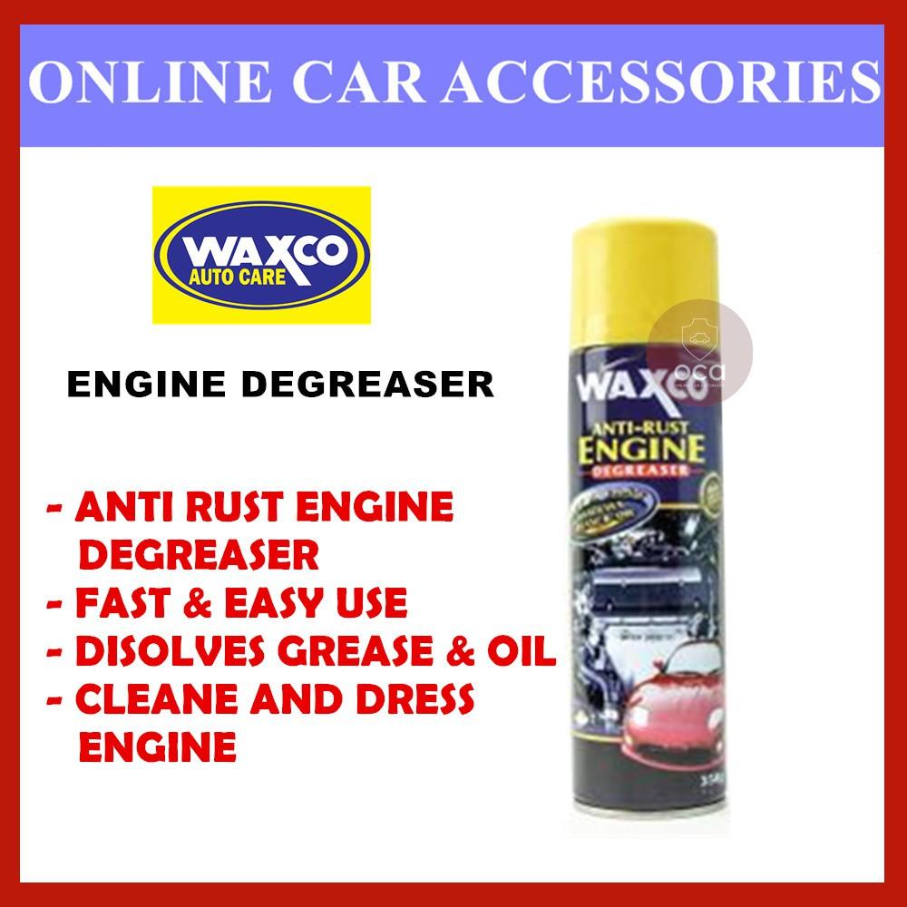 Waxco Anti-Rust Engine Degreaser