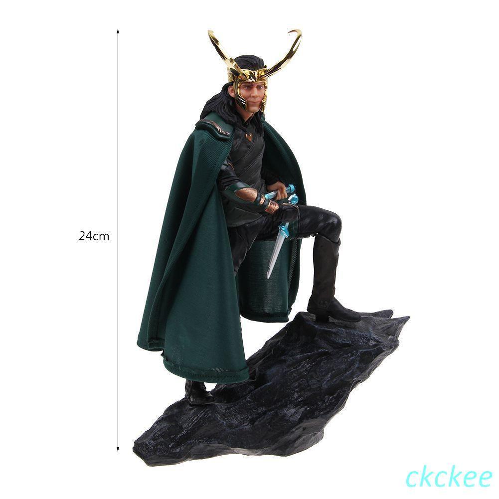 Thor Ragnarok Loki 1//10 Scale PVC Action Figure Model Toy Gift With Box