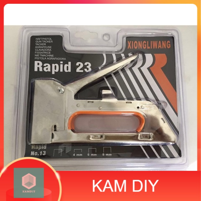 13/6 13/8 Staple Gun Refill NailFineline R23 Hand Stapler acker
