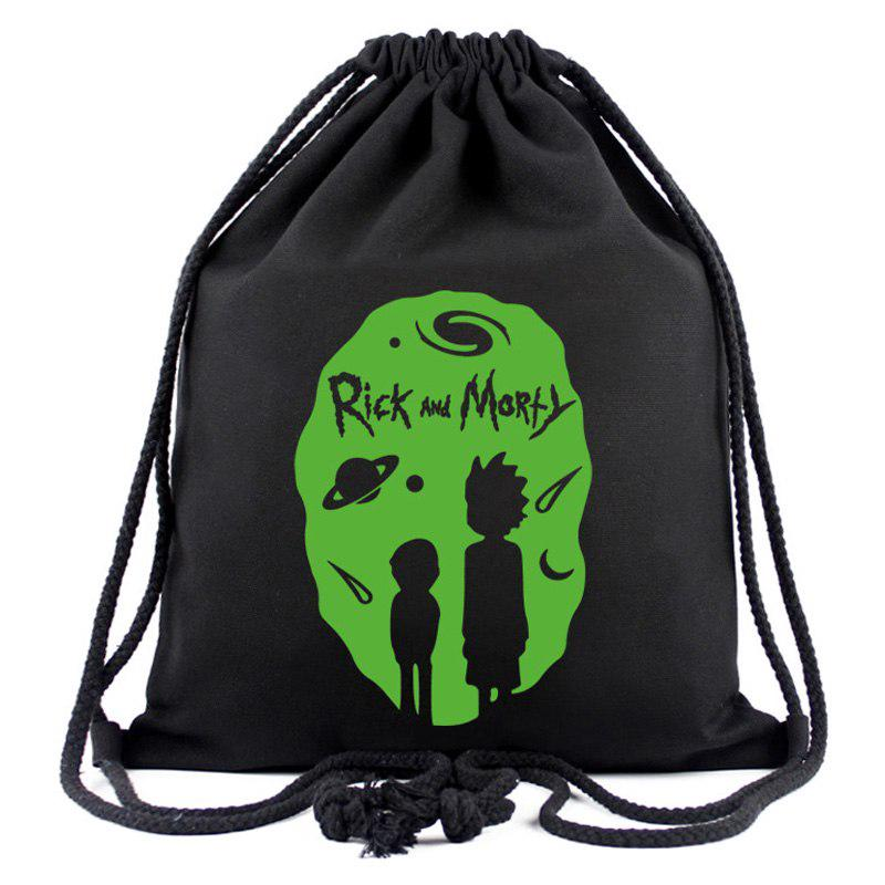 d43f0faf2ce7 Anime Naruto Kakashi Sharingan Drawstring Bag Canvas Travel Backpack ...
