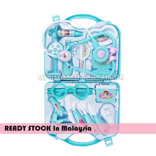 Kids Plastic Play Houses Toys for Children Dentist,Doctor play set toy 15pcs/set Toys for kids