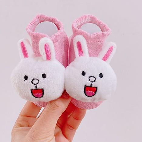 Baby Infant Sock 3D Cute Cartoon 0-5 months 新婴儿袜0-5月 BB0019