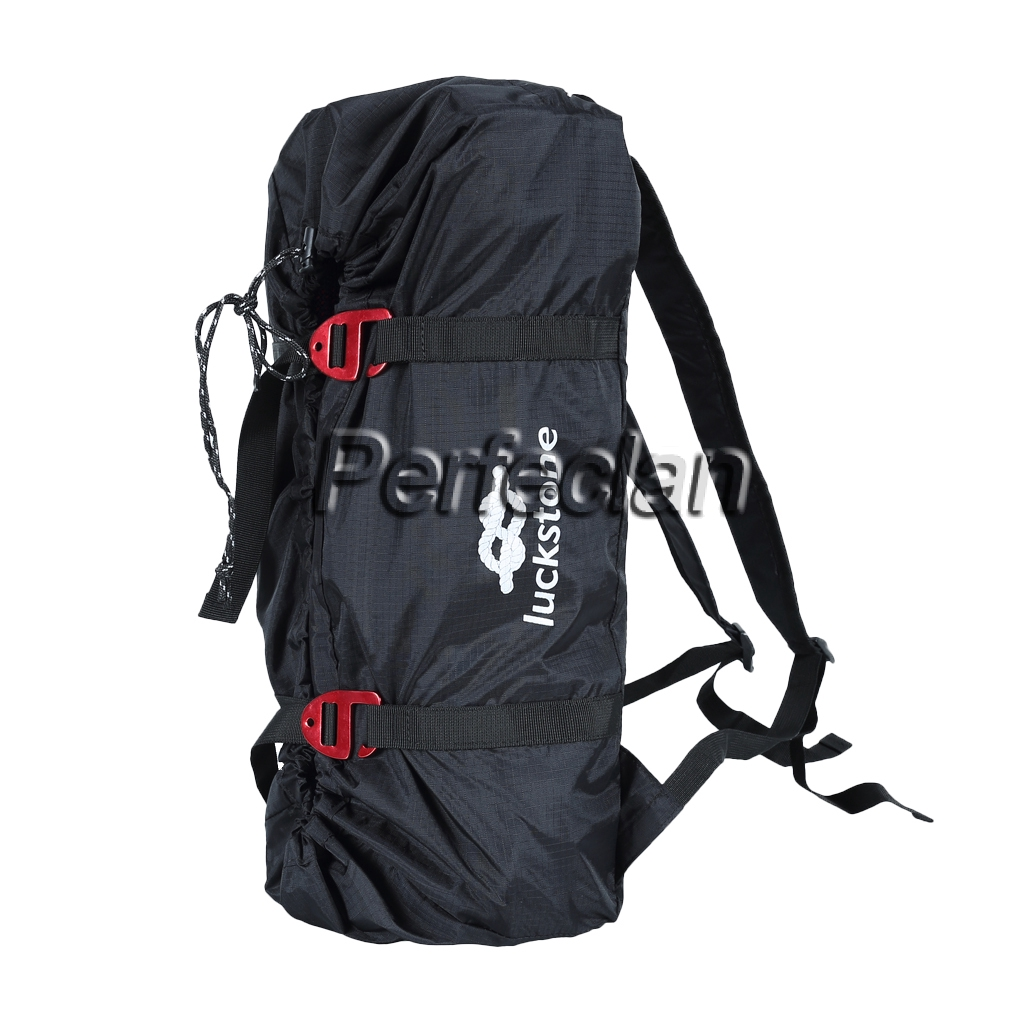 Rope Deployment Ground Sheet Mat Bag for Rock Climbing Mountaineering Caving