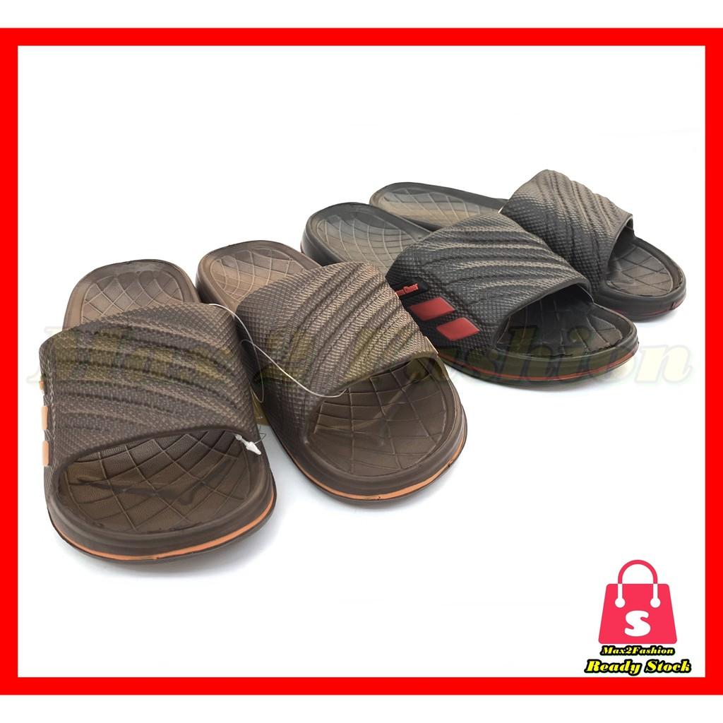 *C&T* {Ready Stock}Men Ultraweight House Slipper Casual Sandal