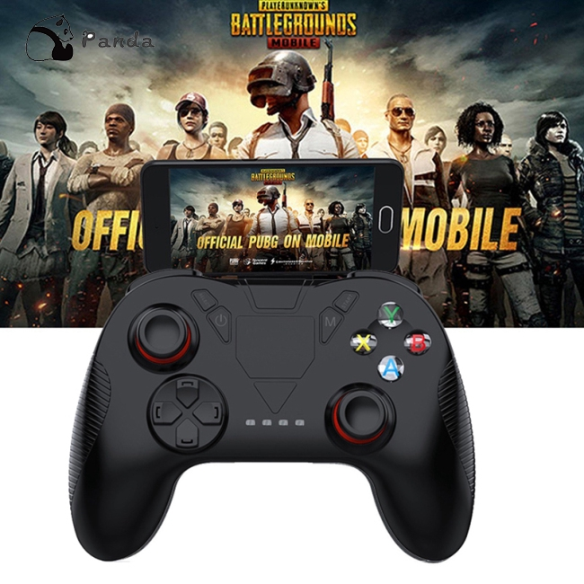 Wireless Bluetooth Gamepad Remote Game Controller Joystick for PUBG IOS  Android Mobile Phones