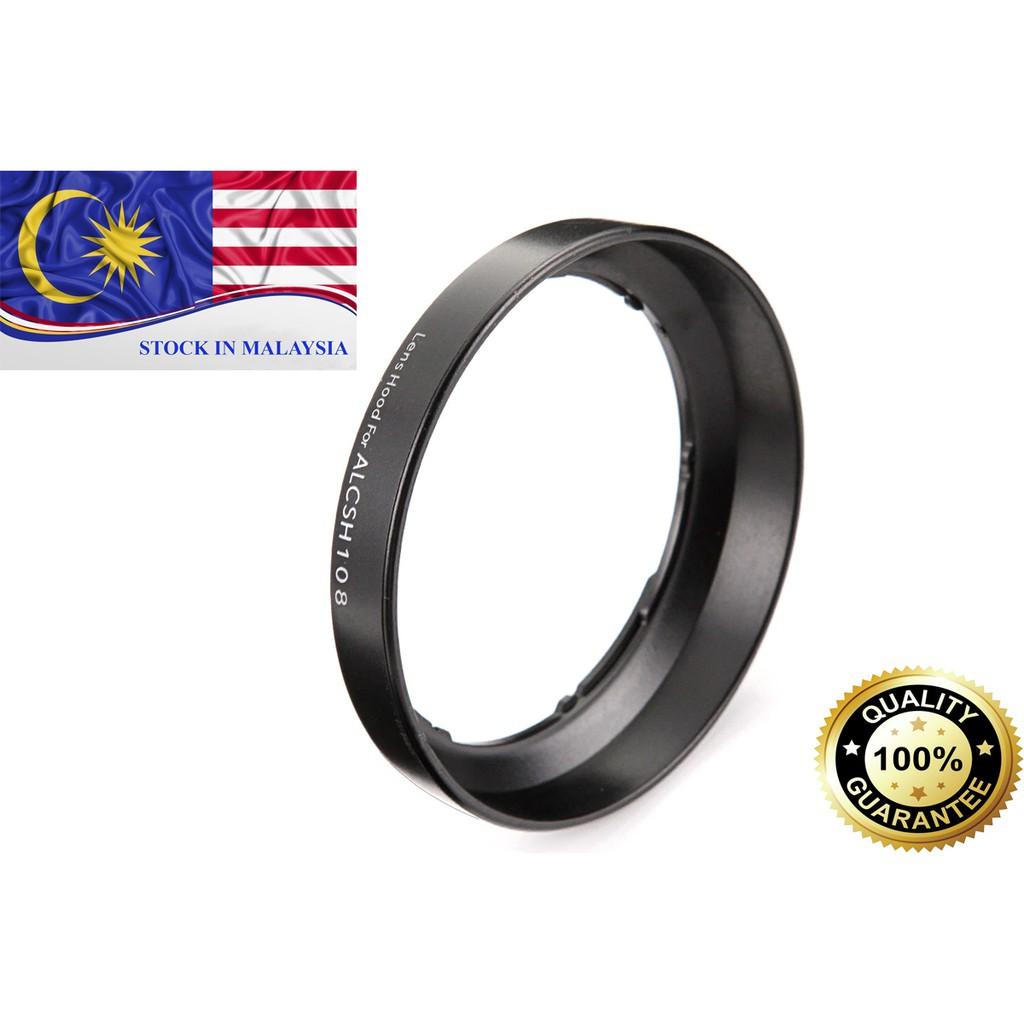ALC - SH108 Lens Hood for Sony SAL1855 / SAL1870 (Ready Stock In Malaysia)