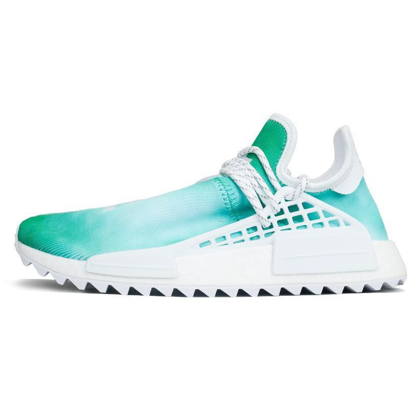 buy online 86c79 97988 【4colors】Adidas Human Race Hu NMD Adidas men shoes Happy/Peace/Passion/Youth