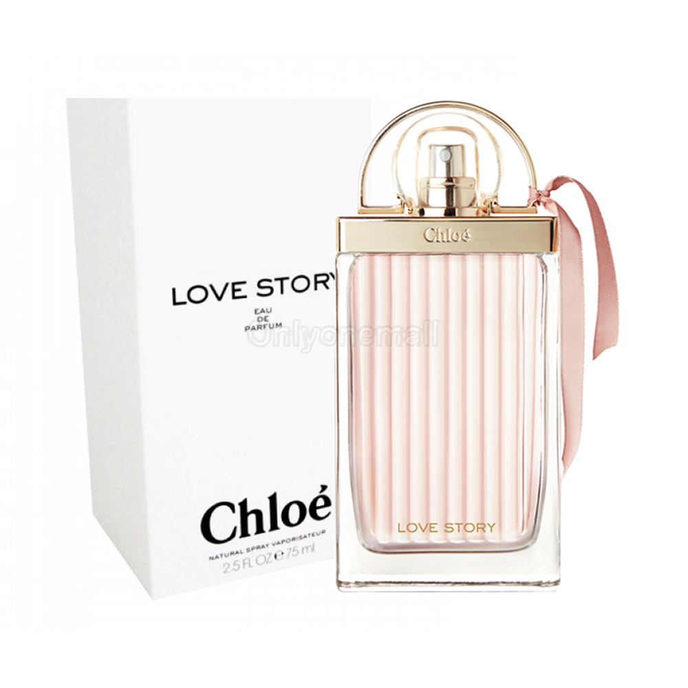 Chloe Love Story EDT 75ml (Tester with New Condition)