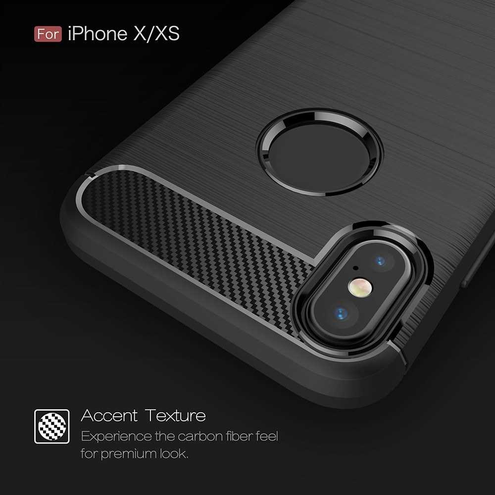Phone Cover For iPhone X XS (Black)