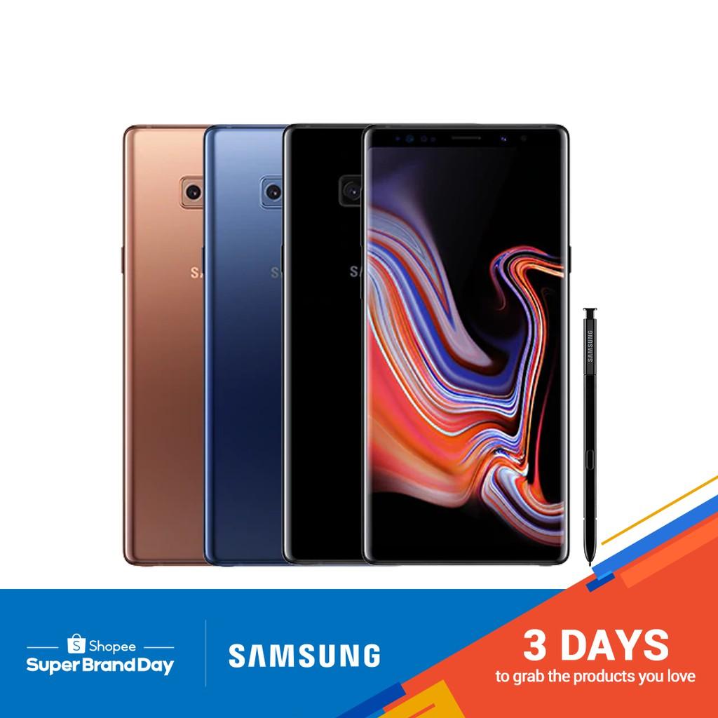 Samsung Galaxy Note 9 [128GB ROM + 6GB RAM] Original Samsung Malaysia