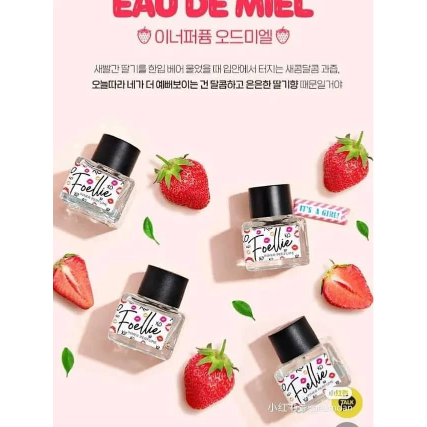 Foellie Inner Perfume 5ml