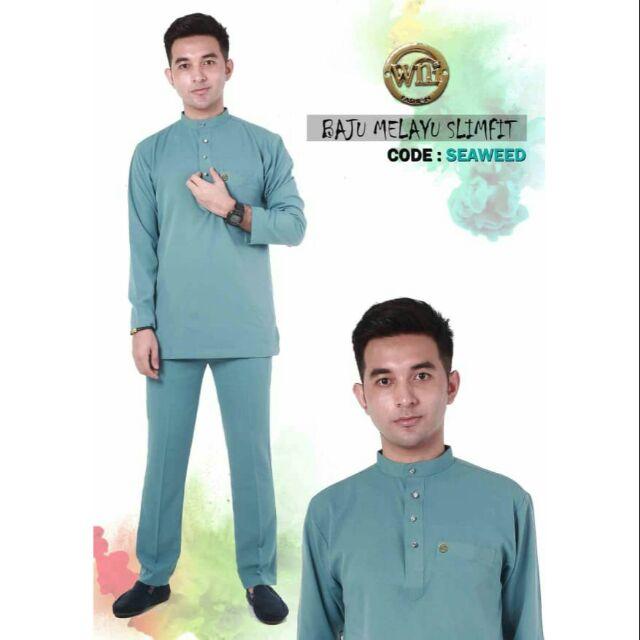 MyTrend Baju Melayu Set Hafiy  c0fbb37a1e