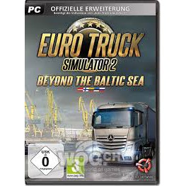 Euro Truck Simulator 2 Beyond the Baltic Sea Offline pc game - Digital  Download [PC GAME]