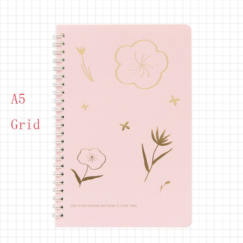 Convenience Store Food Spiral Holographic Pieces School Notebook 1PC Choose One
