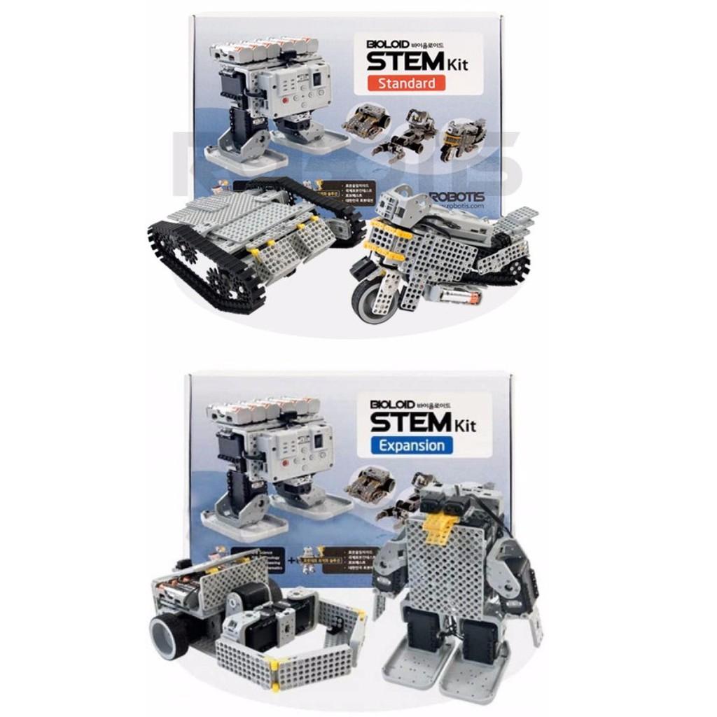 [Robotis] Robotic kits STEM (Expansion) Secondary Engineering