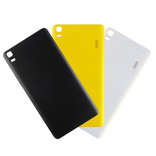 factory price df1f9 0bc87 Battery Back Cover for Lenovo K3Note K50 k50-t3s A7000 battery door housing  case