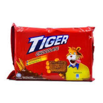 Tiger Chocolate Flavoured Biscuit 180g