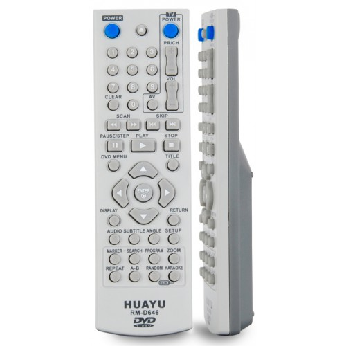 LG DVD Remote Control (all LG brand also can use)