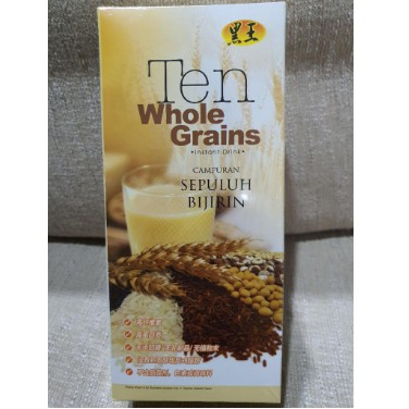 Hei Hwang Ten Whole Grains ( 30g x 15 sachets )