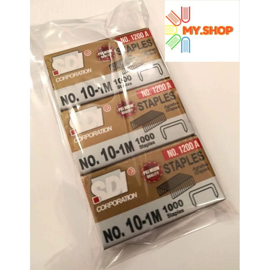 SDI 1200A-SDI Premium No.10 Staples