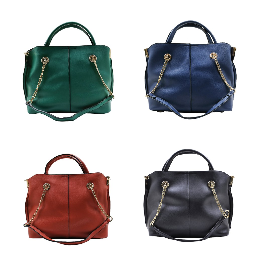 Synthetic Leather Ladies HandBag / Women, Ladies CrossBody Bag